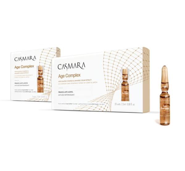 AMPOLLA CON COLÁGENO AGE COMPLEX 2.5 ml / 0.08 fl.oz.