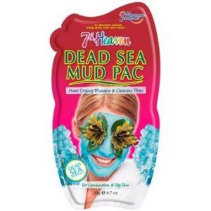 Montagne Jeunesse – Mascarilla de barro – Dead Sea Mud Pac