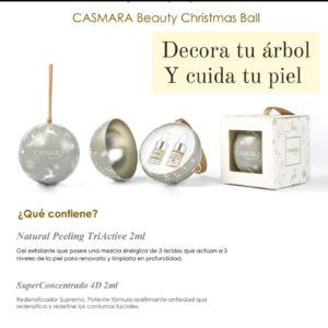 Cámara Beauty Christmas ball