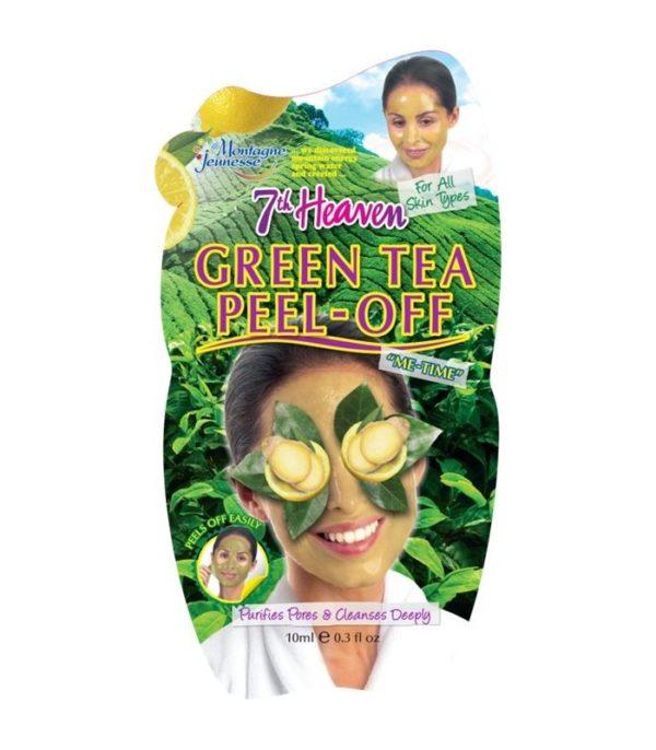 Green Tea Peel Off – Te verde y Limon MONTAGNE JEUNESSE