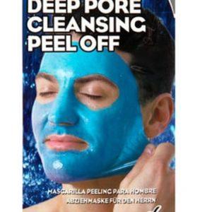MONTAGNE JEUNESSE DEEP PORE CLEANSING PEEL OFF FOR MEN.